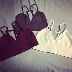 VS Seamless sport bra (midi) Bundle 3